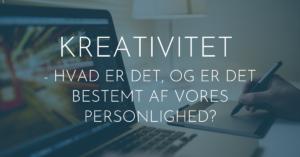 hvad er kreativitet