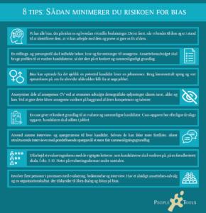 oversigt 8 tips unbiased rekruttering